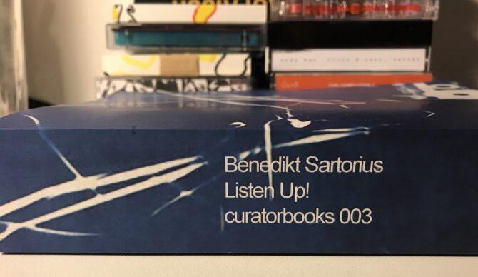 Buch Benedikt Sartorius. Journalist und Popkulturist.